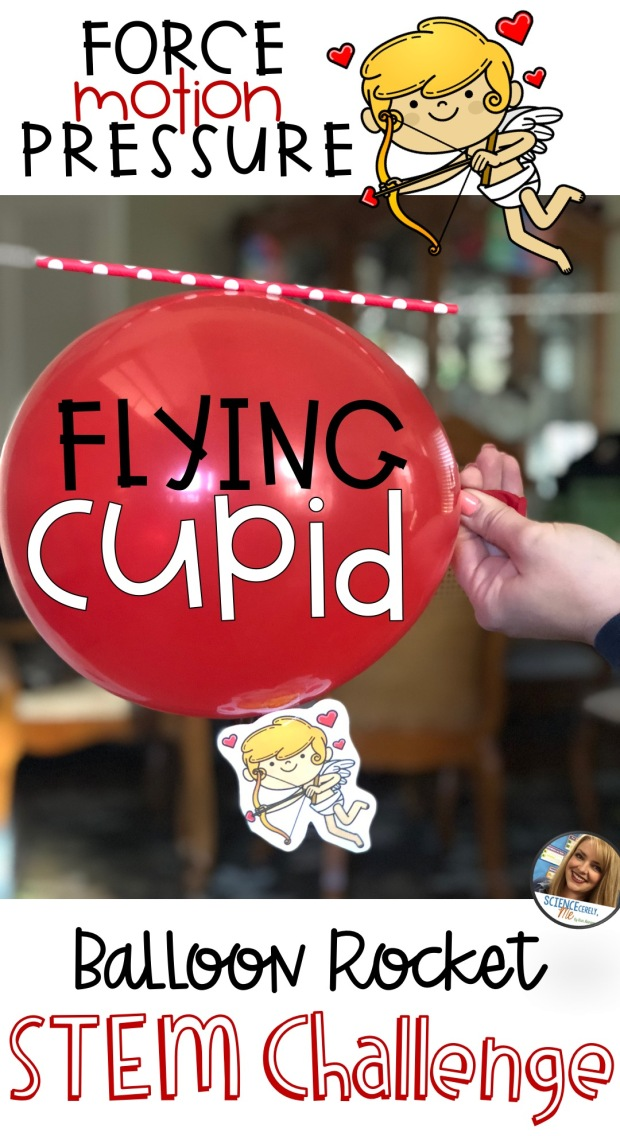 Flying Cupid PIN